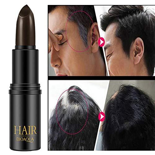 (gaddrt Haar-Farben-Stift-neue schnelle vorübergehende Haar-Färbung, zum des weißen Haar-gefärbten Haar-Stiftes zu bedecken (Braun))