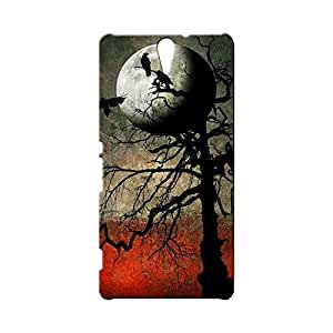 BLUEDIO Designer Printed Back case cover for Sony Xperia C5 - G7171