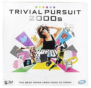 Hasbro Gaming-Trivial Pursuit 2000S