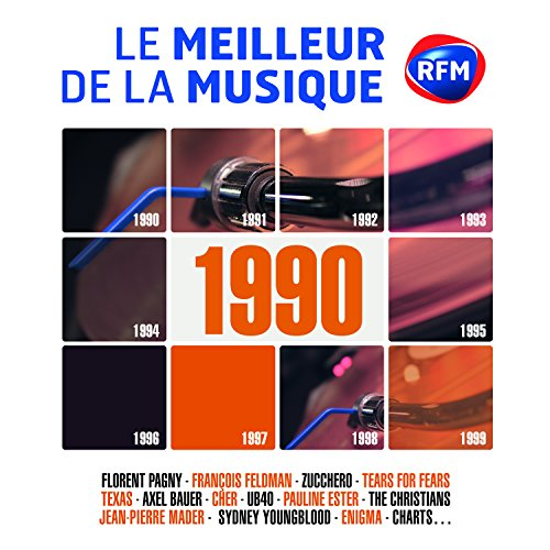 Le Meilleur de la Musique - 1990
