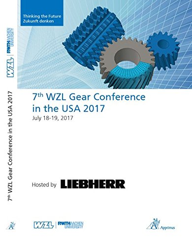 7th WZL Gear Conference in the USA