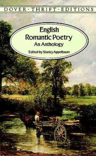 English Romantic Poetry: An Anthology