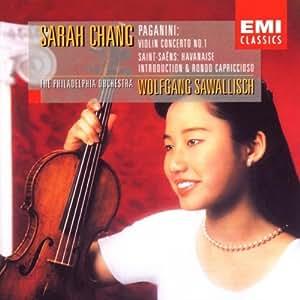 Paganini Conc 1 Saint-Sa [Import anglais]