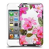 Head Case Designs Tropisch Pink Summer Ruckseite Hülle für Apple iPod Touch 4G 4th Gen