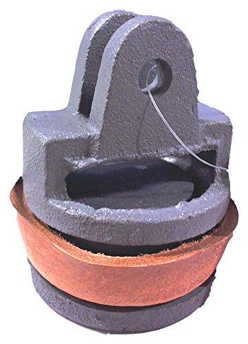 Cornat Kolben für Handpumpe mit Manschette/Garten Bewässerung/PZB12015