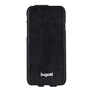 Bugatti 8715 Geneva UltraThin Flip Case for Apple iPhone 6 Plus - Black