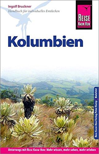 Reise Know-How Reiseführer Kolumbien
