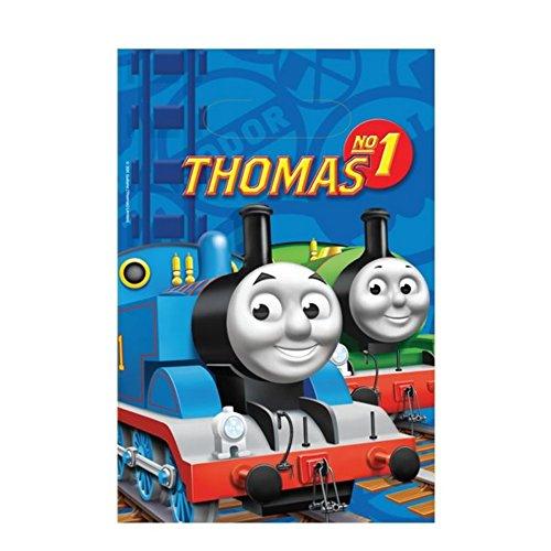 Amscan Thomas et ses amis à friandises (lot de 8) - Bleu - Taille Unique