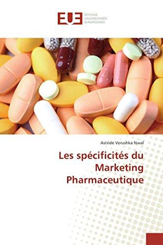 Les spcificits du Marketing Pharmaceutique