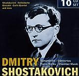 Shostakovich: Sinfonien, Konzerte, Klavier