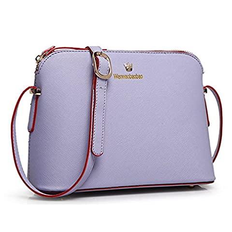 C.CHUANG 2016 New Womens Euroupe and America Fashion Leather Elegant Mini Shoulder Bag Wallet (C1)