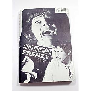 Vintage Notizbuch bullet journal | Filmprogramm Kino | Frenzy für Filmfans und Cineasten | handgemacht