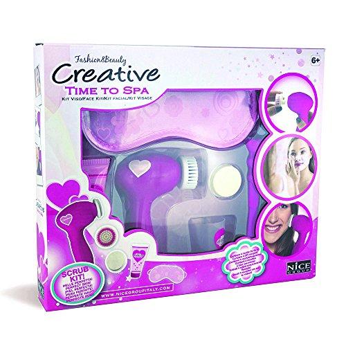 time-to-spa-046-creative-kit-viso-trattamento-di-bellezza-rosa
