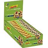 Power Bar Barrette di felicità ai mirtilli con proteine   naturali per unisex adulto Confezione da 24 Viola