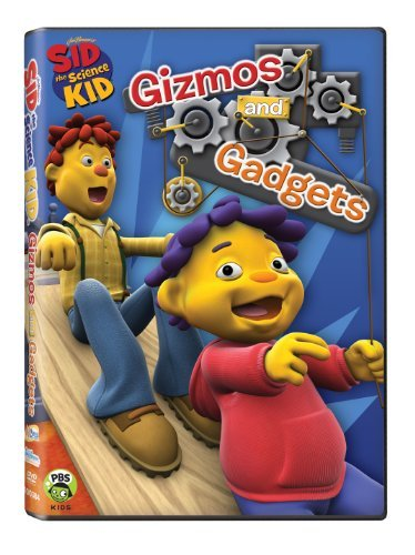 Sid the Science Kid: Gizmos & Gadgets by Sid!