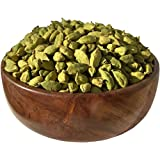 [Sponsored]Fresh Spices Green Cardamom / Elaichi (200gm), Fresh From Farmers Of Cardamom Hills, Kerala, Picking Season Feb...
