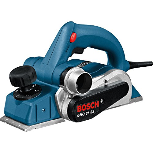 Advanced Bosch XS-ProSPEC GHO 26-82 Electric Planer 82mm Width 710w 240v [Pack of 1]w/Min 3yr Cleva® Warranty