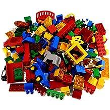 4 Kg Lego Duplo Steine Basic Stein Sondersteine Kiloware zufällig  gemischt