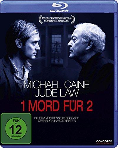 1 Mord für 2 [Blu-ray]