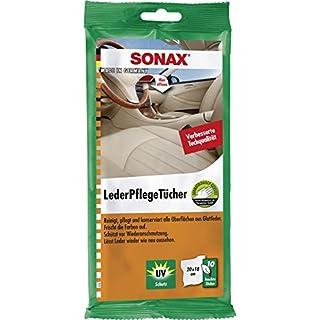SONAX 04156000 LederPflegeTücher