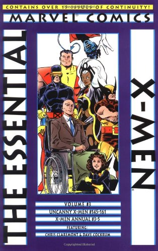 Essential X-Men, Vol. 3 (Xmen Vol 3)