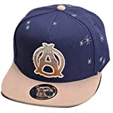 THENICE Kind Hip-Hop Cap Baseball Kappe Hut (A Marine)