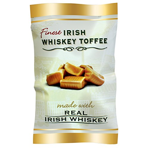Irish Whiskey Toffee mit Irish Whiskey