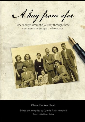 A Hug From Afar One Family S Dramatic Journey Through Three Continents To Escape The Holocaust