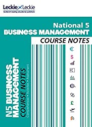 National 5 Business Management Course Notes (Course Notes)