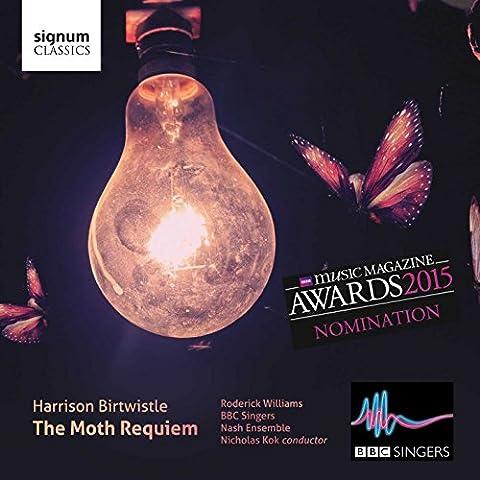 Birtwistle:the Moth Requiem [Import allemand]