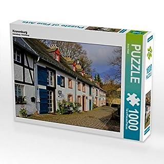 CALVENDO Puzzle Kronenburg 1000 Teile Lege-Grösse 64 x 48 cm Foto-Puzzle Bild Von Klatt Arno