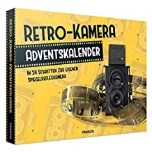 Retro-Kamera Adventskalender 2020
