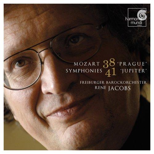 MOZART - Symphonies 38 et 41