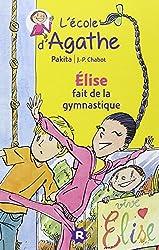 Elise fait de la gymnastique
