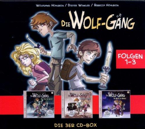 Die Wolf-Gäng Box 1 (Folge 1-3) Gang Box