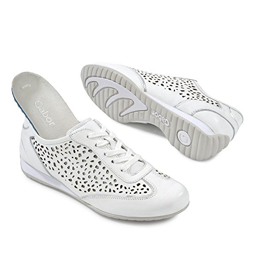 Gabor comfort Baskets Blanc - Blanc