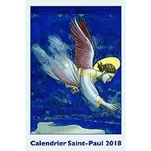 Calendrier Saint-Paul 2018: BLOC A EFFEUILLER + SUPPORT