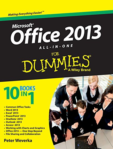 MS Office 2013 All-in-One for Dummies
