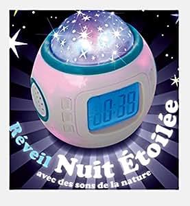 Réveil Projection Nuit Etoilée
