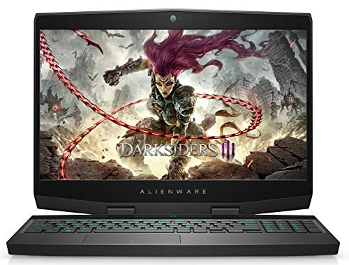 Alienware m15 i7 15.6 inch IPS HDD+SSD  Black/Silver