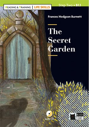 The secret garden+cd life skills: 000001 (black cat reading and training)