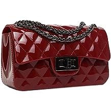 Young & Ming Mini Bolso del Mujer hombro Crossbody embrague Shoppers y bolsos de hombro para