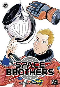 Space Brothers Edition simple Tome 7