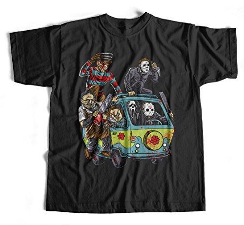 Generic T-Shirt Murder Bully S-4XL Jason Freddy Leatherface Horror Horrorfilm Movie Kult