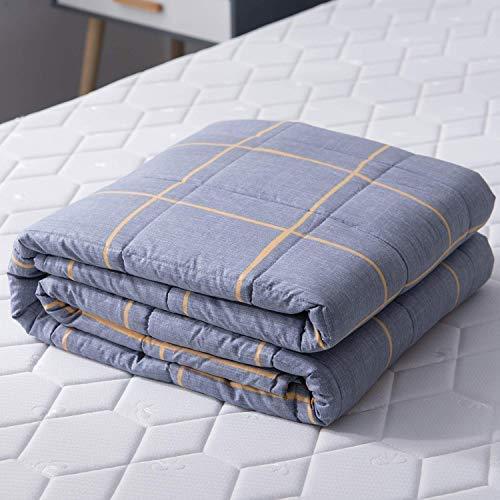 HOMELEX Weighted Blanket - Manta Adultos Mejorar sueño