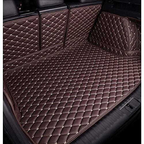 Piaobaige 1pcs Kofferraummatte für Volvo xc60 xc90 s60 v40 v90 v50 2018 Zubehör Car Cargo Kofferraumwanne Kofferraummatte hinten