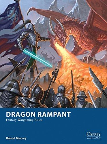 Dragon Rampant: Fantasy Wargaming Rules (Osprey Wargames)