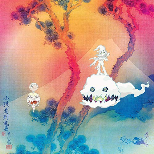 Kids See Ghosts (Vinyl) [Vinyl LP]