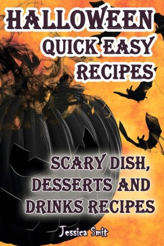 recipes. Scary dish, desserts and drinks recipes (Scary Halloween-desserts)