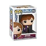 Funko- Pop Disney: Frozen 2-Anna Figurine de Collection, 40886, Multicolore